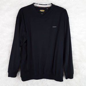 GREG NORMAN GOLF Play Dry long sleeved sweater XL